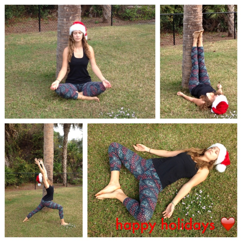 happy holidays yogamyla
